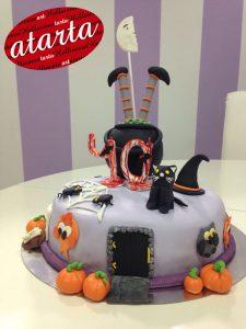 Tarta de Halloween personalizada